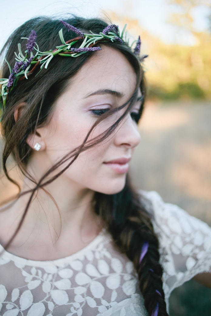 Lavender Wedding Inspiration, Photo by Paige & Blake Photography