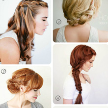 {Fashion & Beauty} Braided Hairstyles You'll Swoon Over