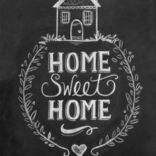 {Life, Unfiltered} 5.10.2014 – (A New) Home Sweet Home