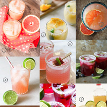 {Happy Margarita Day} Margarita Recipes With a Twist