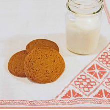 {Recipe} Quick & Easy Molasses Spice Cookies