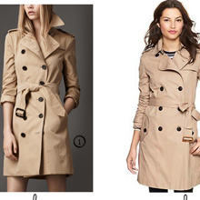 {How to Wear} The Classic Trench Coat
