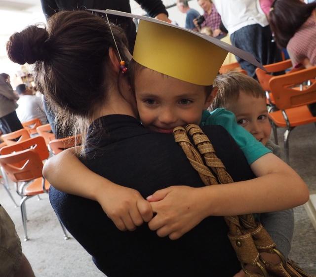 Jack's Kindergarten Graduation